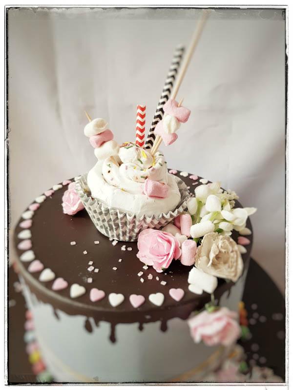 boite cup cake