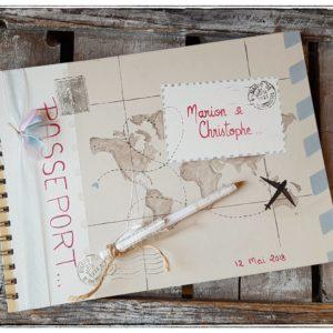 Album Photos Voyage Passeport Pour la Vie