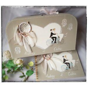 Votre Love Box et son livre d'or Attrape Rêve