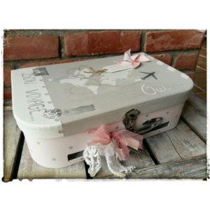 valise-urne-de-mariage-rose-taupe-bon-voyage